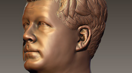 Mike | Head Zbrush