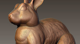 NBC | Rabbit Zbrush