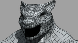 Wolfman | Wireframe