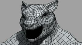 Wolfman | Wireframe