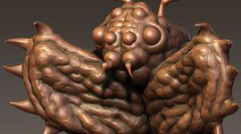 Creature 00 | Zbrush