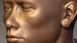 Eddy Raja | Zbrush Head