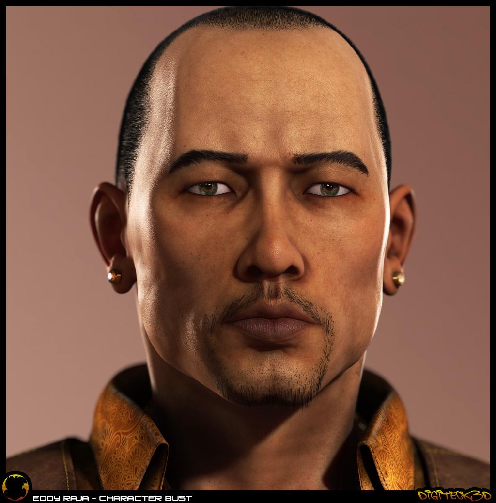 Eddy Raja | Front Head