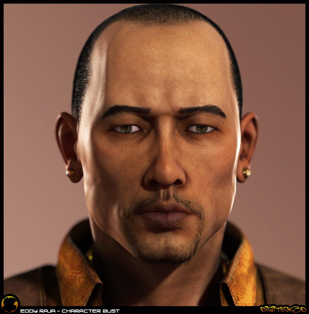 Eddy Raja | Head